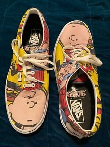 Charlie Brown / Peanuts Vans Shoes - Limited edition 2017