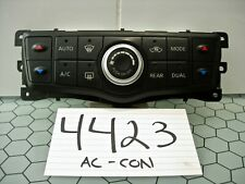 Genuine OEM A/C & Heater Controls for Nissan Pathfinder for sale | eBay