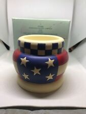 Partylite Americana Tealight Lamp Base Candle Holder. P7938B. Nip