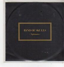 (FL181) Band Of Skulls, Nightmares - 2014 DJ CD
