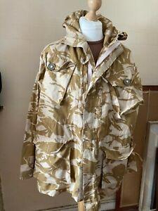 Desert Combat Windproof Smock - 180/112 British Army Issued