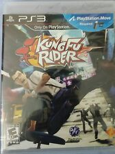 PlayStation 3 PS3 KUNG FU RIDER  NEW in Package! Free Shipping