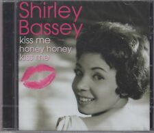 "Shirley Bassey ""Kiss Me Honey Honey"" NEW & SEALED CD ""27 Hits"" Posted From UK"