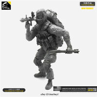 1/35 Biodestructor Resin Kits Unpainted Figure GK YUFAN Model