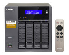 QNAP TS-453A-4G 4 Bay NAS Unit with 4GB RAM