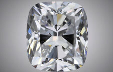 1.23 carat CUSHION cut DIAMOND loose GIA certificate D color SI1 clarity VG