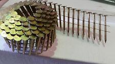 Bostitch cr5dgal 45mm Galv para techos de bobina De Uñas - 1 Bobina De 120 Uñas