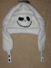 JACK Skellington The NIGHTMARE Before CHRISTMAS Aviator Trapper TROOPER Hat CAP