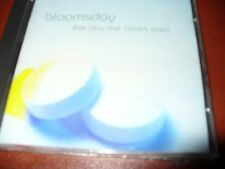 """Bloomsday """"The Day the Colors Died"""" Gene Eugene Brainstorm Artists Int.  MINT!!!"""