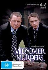 Midsomer Murders Season 4-6 Box Set NEW R4 DVD