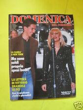 DOMENICA DEL CORRIERE ANNO 88 N. 10 8 MARZO 1986