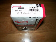 """1 Oregon 72V084G 24"""" chainsaw chain Low-kick 3/8 .050 84 DL replaces  33RM2 84"""