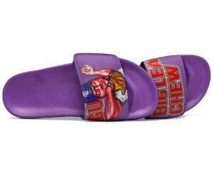 New Big League Chew New Balance Slides