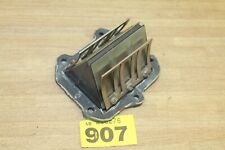 KTM 250 SX  Reed Block Assembly with Stuffer Valve   Oem   200 300 380 EXC MXC