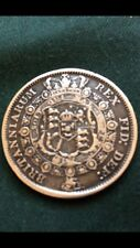 George III 1816 Silver Half Crown .925 Silver
