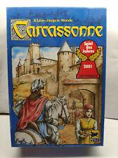 Carcassonne Grundspiel Spiel des Jahres 2001 Brettspiel Hans im Glück Schmidt
