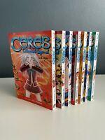 Ceres Celestial Legend 1-8 by Yuu Watase Manga Book complete Set English Rare