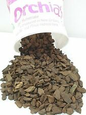 "Orchiata New Zealand Pinus Radiata Orchid Bark - Large Chips (3/4"") 40 Liter bag"