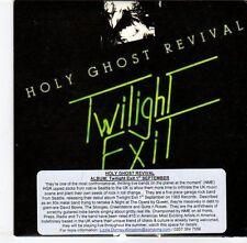 (EM403) Holy Ghost Revival, Twilight Exit - 2007 DJ CD