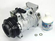 08-10 Chrysler Town & Country / Dodge Grand Caravan A/C Compressor Reman yr wrty