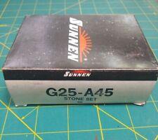 Sunnen Portable Stone Set Hone G25 A45 Stone Set Honing 4m