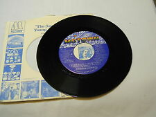 JERMAINE JACKSON LET ME TICKLE YOUR FANCY / MAYBE NEXT TIME 45 RPM RECORD M-