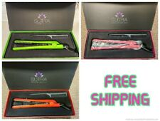 Sutra Beauty Ceramic Hair Straightener Flat Iron -Choose your Color- SHIPS FREE
