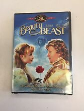Beauty and the Beast (Dvd, 1986) Rebecca De Mornay *New* Rare Oop L@K