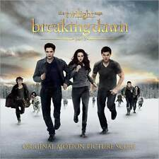 Twilight Saga: Breaking Dawn Pt 2 (Score) / O - Twilight Saga:  - CD New Sealed