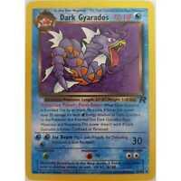 Dark Gyarados 25/82 - Team Rocket Pokemon - Englisch NM