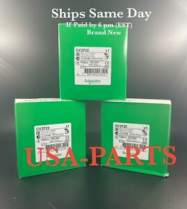 GV2P20 Schneider Electric * Brand New * AUTHENTIC Ships Same Day