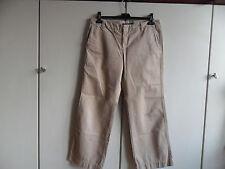 Damenhose, Hose, Größe 12 (entspricht Gr. 40), beige, Marke GAP