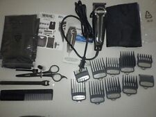 Wahl Clipper Elite Pro High-Performance Home Haircut & Grooming Kit  Men 79602