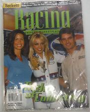 Racing Magazine Jeff Gordon September 2001 070815R