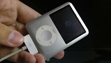 Apple iPod Nano 3rd Generation Silver