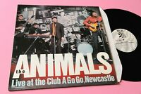 The Animals LP Live Club a Go Orig UK NM