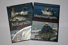 DVD Nilbarschsafari & Meeresangeln von Motorbooten