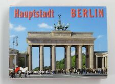 """SET OF 28 COLOR PHOTOS WITH COMMENTARY~HAUPTSTADT BERLIN (Mini Postcards)~ 4""""x3"""""""
