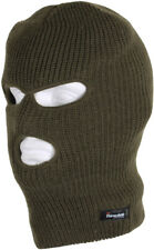 Thinsulate Balaclava - Olive Drab - 100% Polycrylic and 100% Polyester