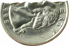 Bite Coin - Bite Out Quarter Magic Coin by Roy Kueppers