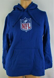 NFL Decal Women's Fanatics Long Sleeve Pullover Hoodie