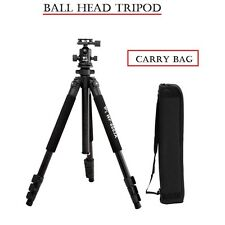 Professional Ball Head Tripod for Digital Camera DSLR Camcorder Video 173cm