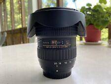 Tokina AT-X 11-20mm F/2.8 PRO DX (Nikon AF) #209