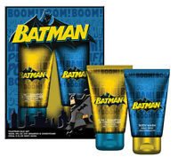 Batman Shampoo & Body Wash Toiletries Duo Xmas Gift in Box