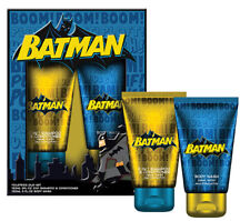 Batman Toiletries Duo Set Gift Set For Father`s Day