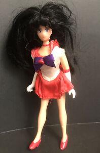 """Sailor Moon 6"""" Irwin Action Figure Toei Mini Adventure Doll 1995"""