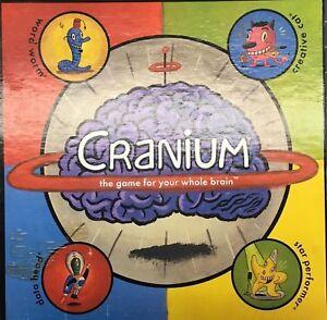 Cranium Original Board Game Replacement Parts & Pieces 1998