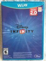 Disney Infinity 2.0 Edition (Nintendo Wii U, 2014, GAME ONLY)