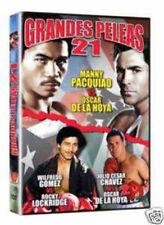 Grandes Peleas Vol. 21 (Pacquiao Vs De La Hoya, Chavez Vs De La Hoya II)