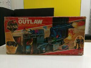 M.a.s.k. kenner OUTLAW MEXICAN BOX